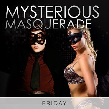 Desire Riviera Maya Pearl Resort Misterious Masquerade