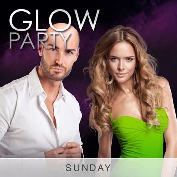 Desire Riviera Maya Pearl Resort Glow Party