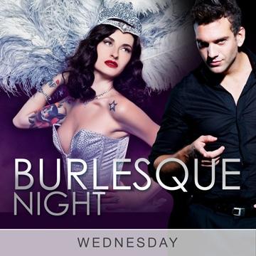 Desire Riviera Maya Pearl Resort Burlesque Night