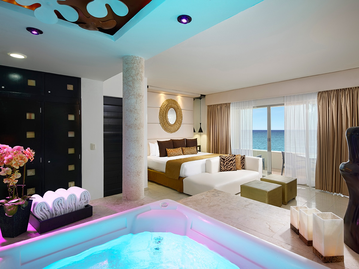 Desire Riviera Maya Resort Oceanfront Passion Suites