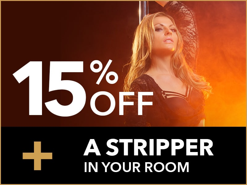 Desire Riviera Maya Resort | 15% Off + Stripper in your room