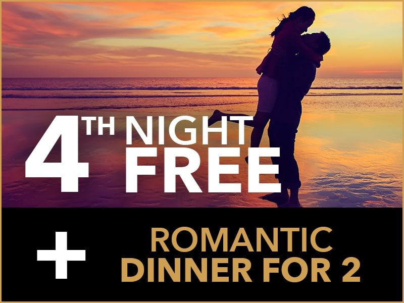 Desire Riviera Maya Pearl Resort | 4th Night Free plus romantic dinner for two