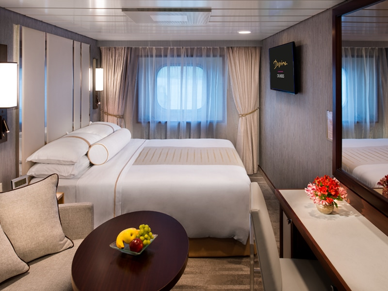Desire Cruise | Club Oceanview Stateroom