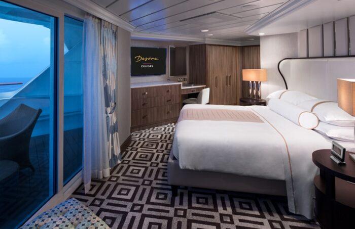 Desire Venice Cruise | Club World Owner's Suite