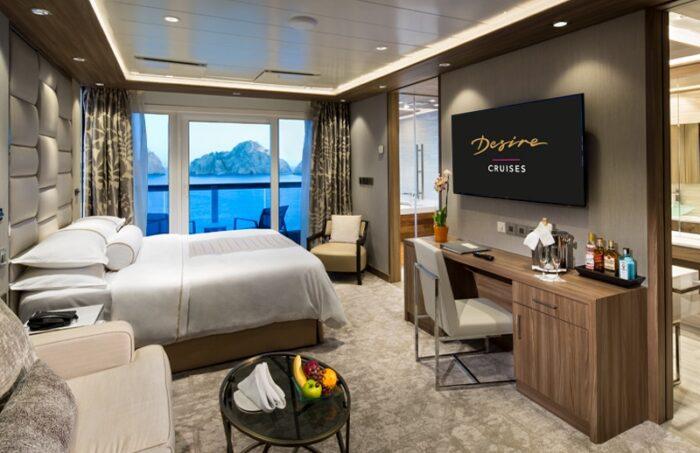 Desire Venice Cruise | Club Spa Suite