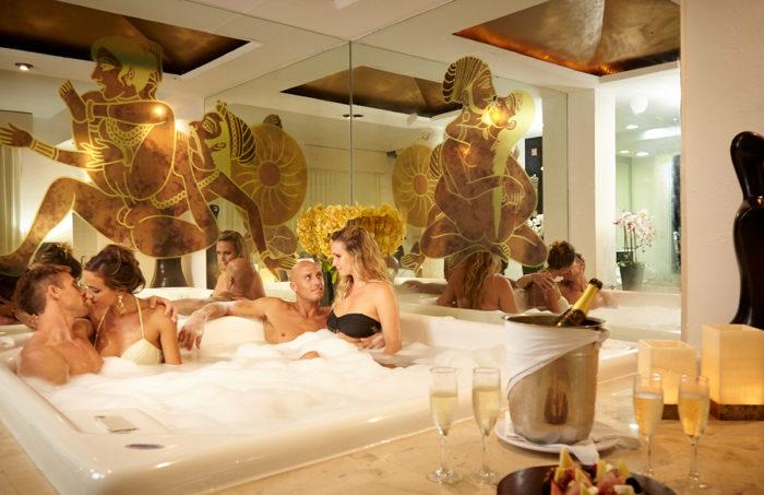 Desire Riviera Maya Resort | Oceanfront Passion Suites