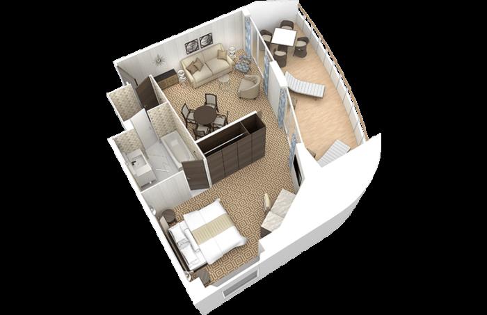 Desire Venice Cruise | Club Ocean Suites