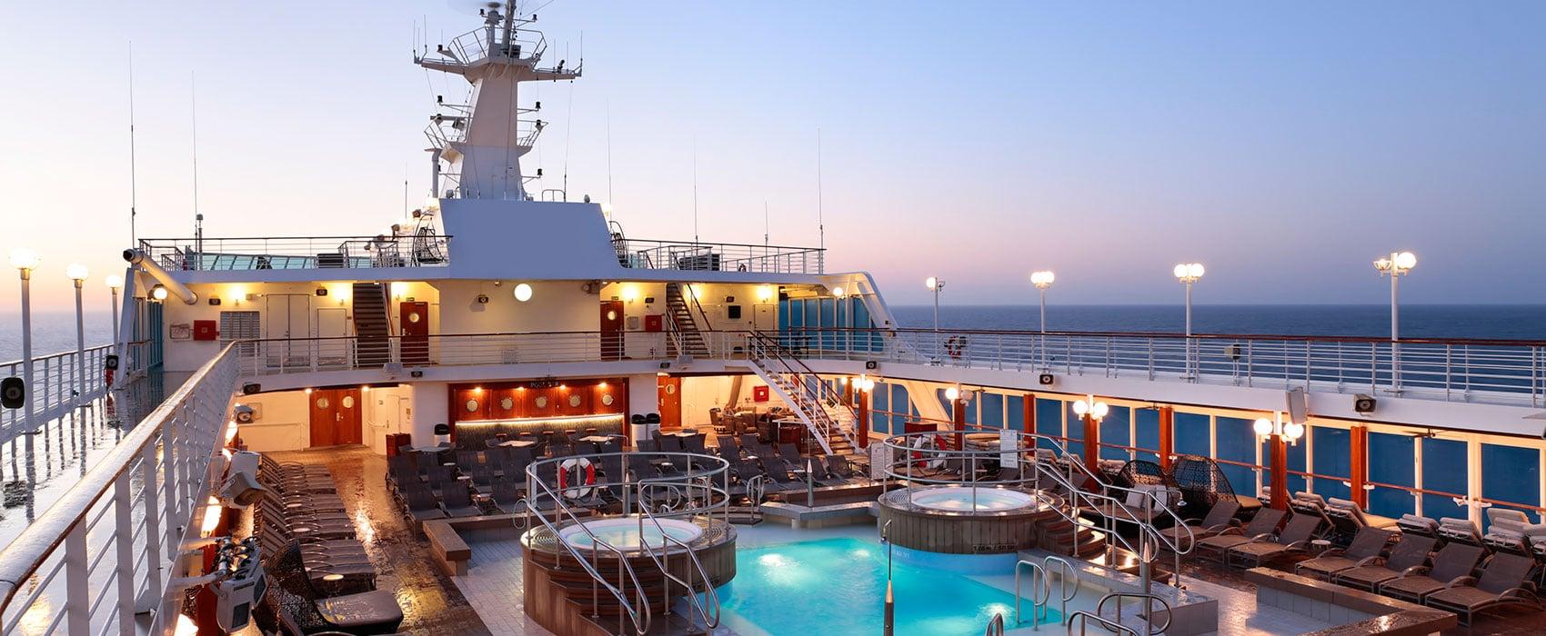Desire Barcelona-Rome Cruise | Ship Specifications