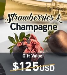 Desire Riviera Maya Pearl Resort | Strawberries and Champagne Giveaway