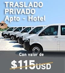 Desire Resorts Traslado Privado Aeropuerto - Hotel Gratis