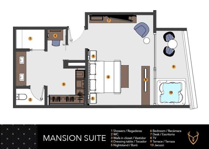 Mansion Suite | Desire Mansion