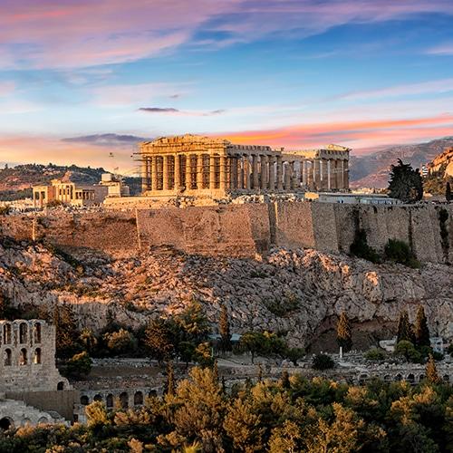 Athens | Desire Greek Islands cruise 2022