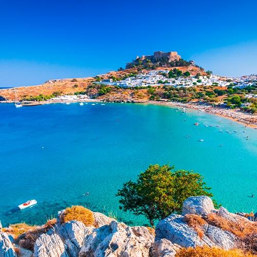 Rhodes | Desire Greek Islands cruise 2022