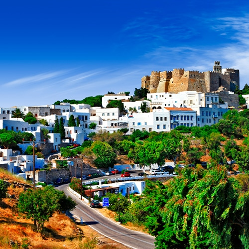 Patmos | Desire Greek Islands cruise 2022