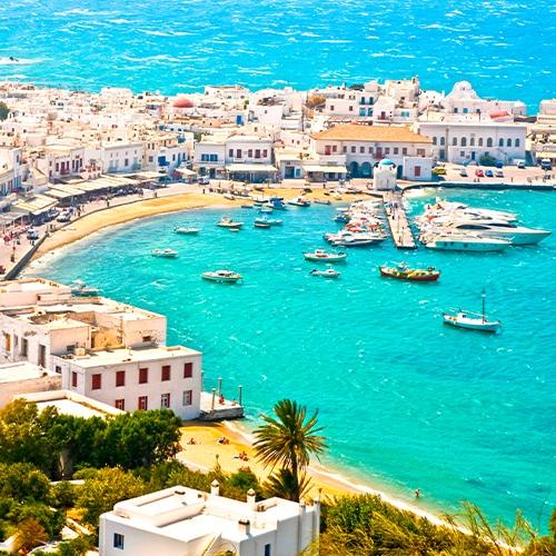Mykonos | Desire Greek Islands cruise 2022