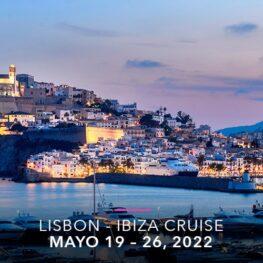 Desire Experience | Desire Lisbon-Ibiza Cruise, Mayo 2022