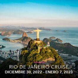 Desire Experience | Desire Rio de Janeiro Cruise, Diciembre 2023